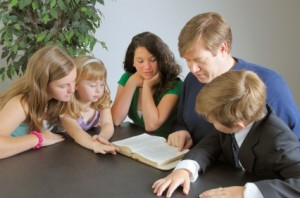 Building Spiritual Maturity In Your Home