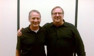 Rick and Ron Edmonson