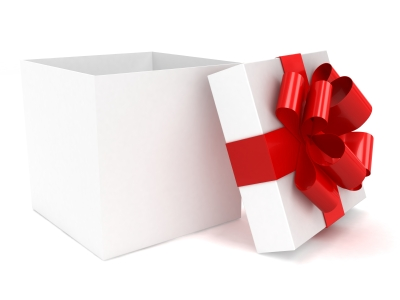 unwrapping your christmas gift