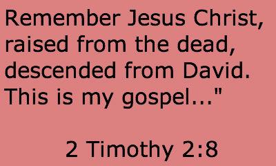 Scripture Memorization: Week 12