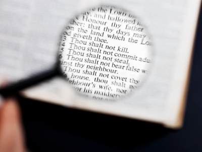 10 Commandments: Significance for Today