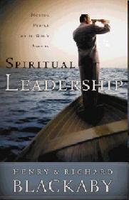 Giveaway: Henry Blackaby's Spiritual Leadership
