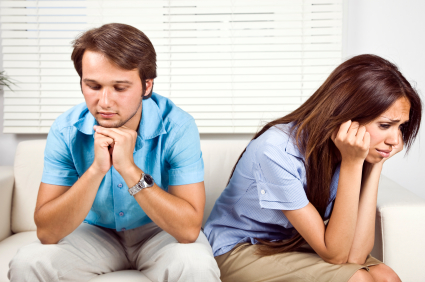 husband wife relationship issues trust
