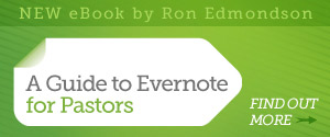 A Guide to Evernote for Pastors