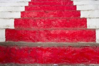 gradini rossi